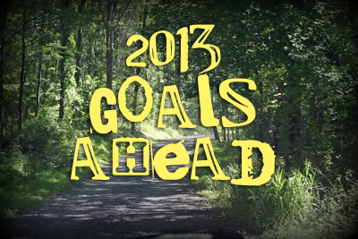 New Year Goals 2013